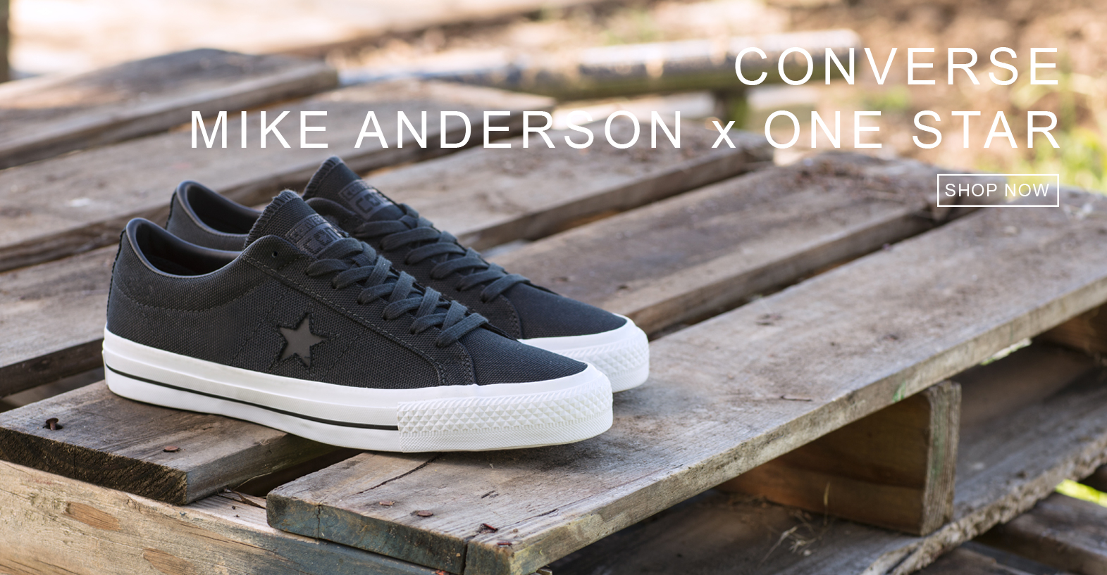 CONVERSE MIKE ANDERSON SHOP NOW
