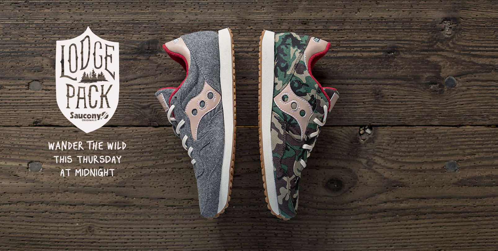 Saucony Lodge Pack coming soon