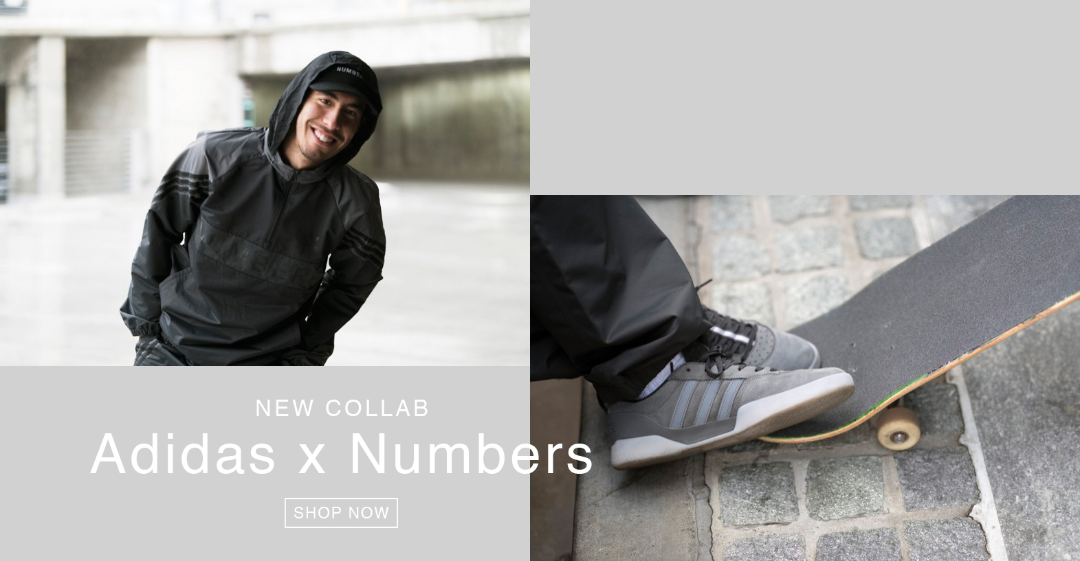 Adi x Numbers shop now