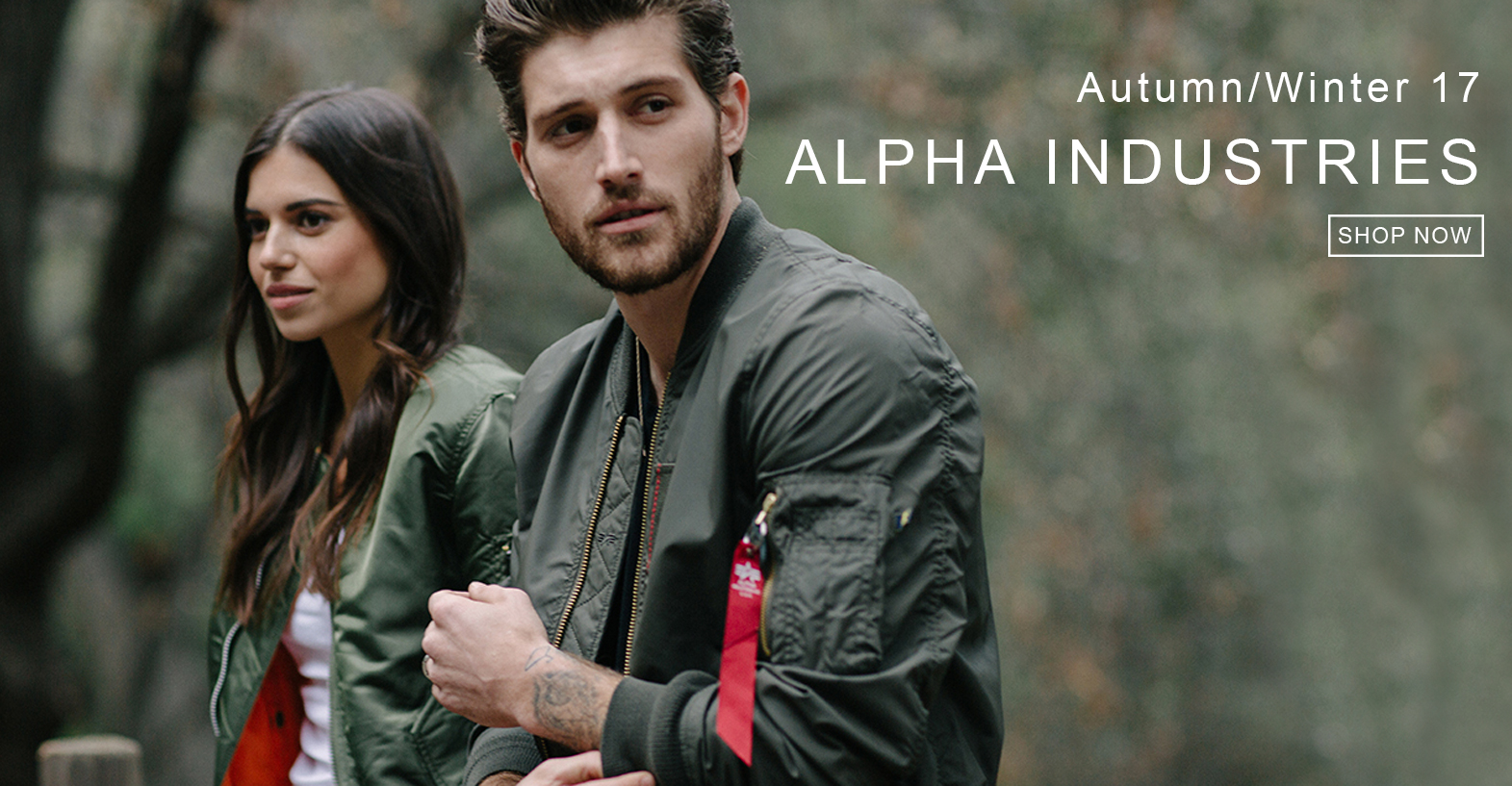 ALPHA INDUSTRIES AW17