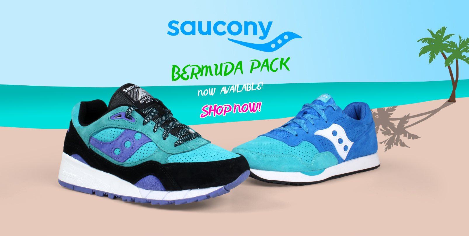Saucony bermuda pack now available