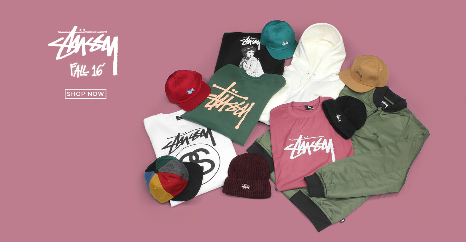 stussy fall 16 delivery 2