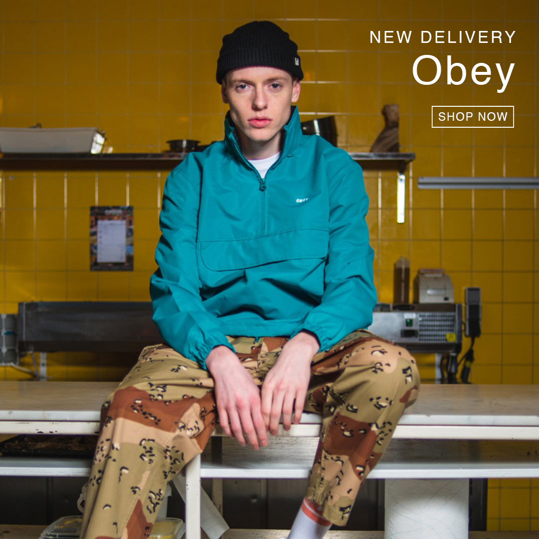 OBEY SP18