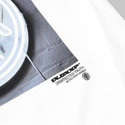 10 DEEP OPEN ALL NIGHT TEE WHITE