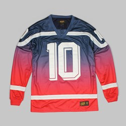 10DEEP BRUISER MSH JERSEY RED