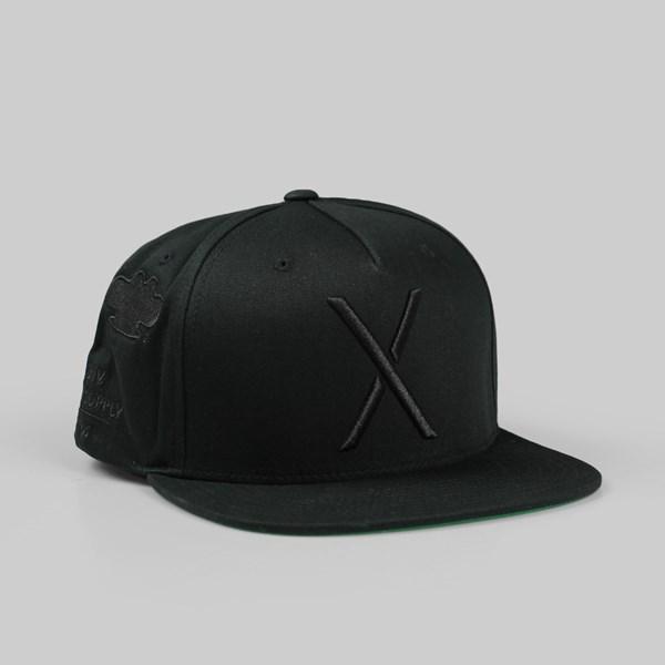 f837dd34d44f5 10DEEP Full Clip Snapback Cap Black