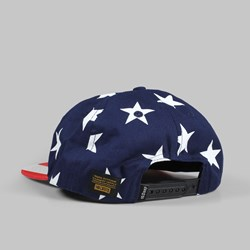 10DEEP LOCAL NATIVE BELT BACK CAP NAVY