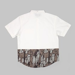 10DEEP RED TAIL SS WORK SHIRT WHITE