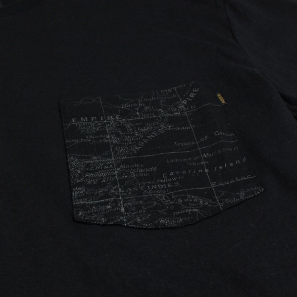 10DEEP Tribes Pocket T Shirt Black