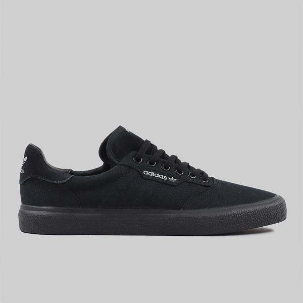 ADIDAS 3MC CANVAS CORE BLACK CORE BLACK