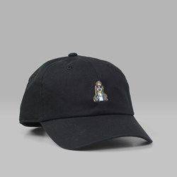 40'S & SHORTIES COBAIN DAD CAP BLACK
