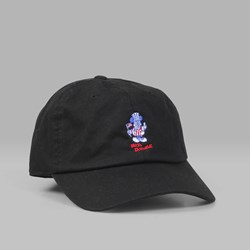 40'S & SHORTIES DONALD DAD CAP BLACK