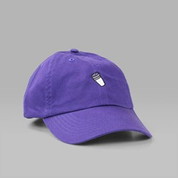 40'S & SHORTIES DOUBLE CUPS UNSTRUCTURED CAP PURPLE