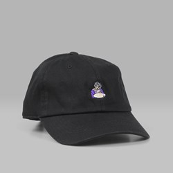 40'S & SHORTIES PRINCE DAD CAP BLACK