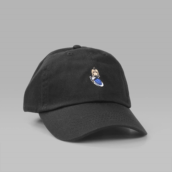40'S & SHORTIES THE BEST UNSTRUCTURED CAP BLACK
