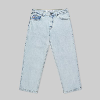 POLAR SKATE CO. 93 DENIM PANTS LIGHT BLUE