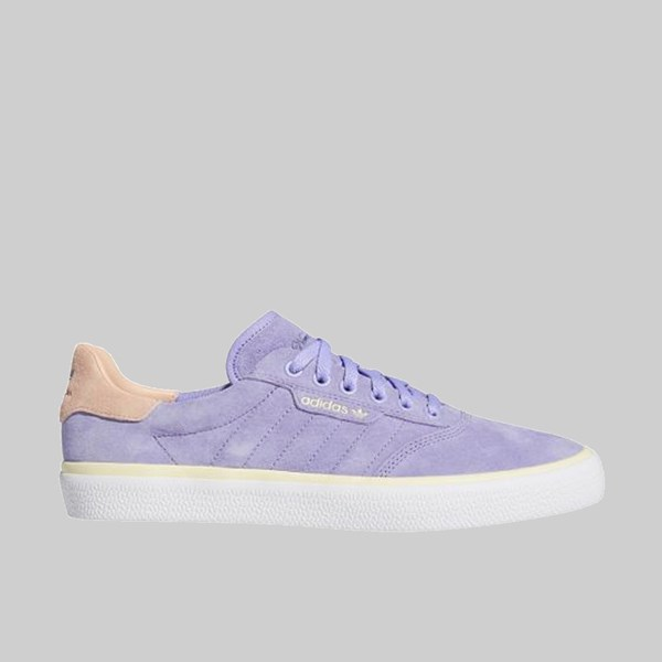 ADIDAS X NORA 3MC LIGHT PURPLE GLOW PINK