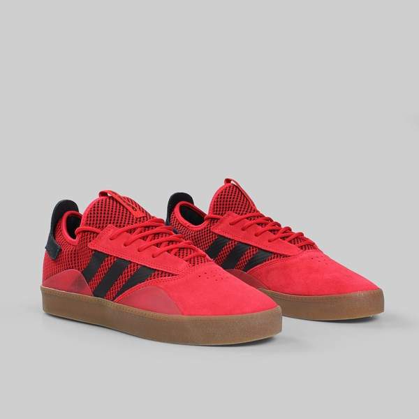 new product 107b3 0156b ADIDAS 3ST.001 SCARLET CORE BLACK GUM