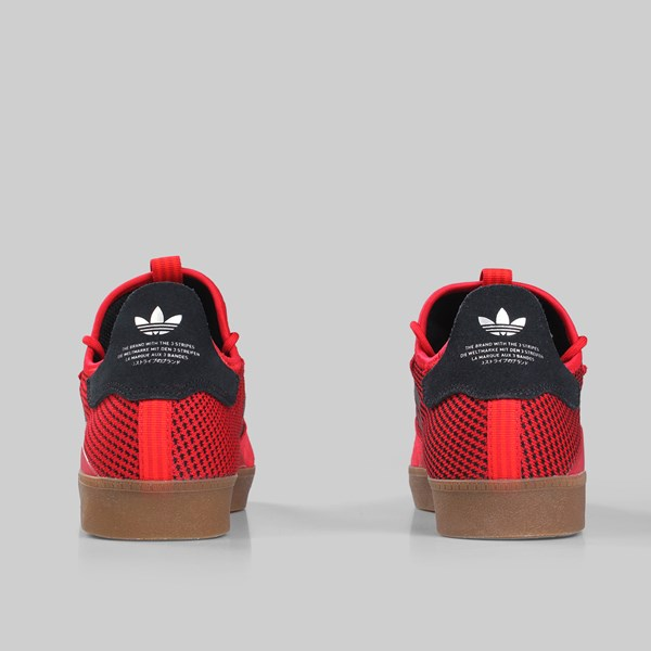 new product bf66b a3d8f ADIDAS 3ST.001 SCARLET CORE BLACK GUM