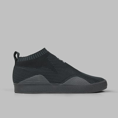 new product 92eac bb9de ADIDAS 3ST.002 PRIMEKNIT CORE BLACK CARBON