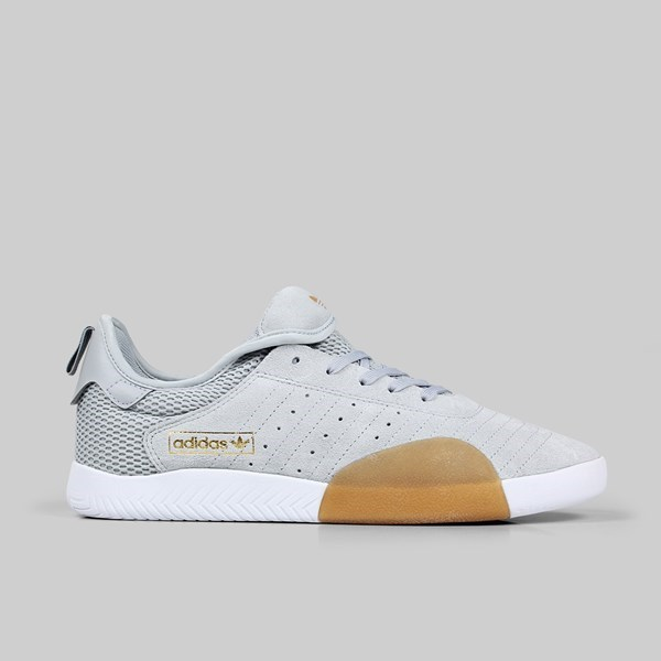 ADIDAS 3ST.003 CLEAR ONIX GREY FIVE FOOTWEAR WHITE