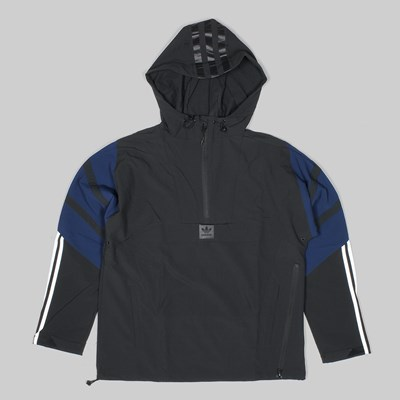 ADIDAS 3ST TECH JACKET BLACK COLLEGIATE NAVY