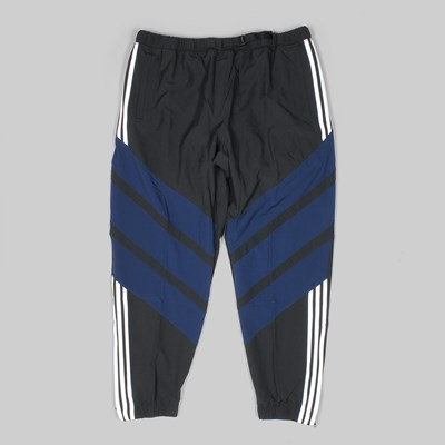 ADIDAS 3ST TECH PANTS BLACK COLLEGIATE NAVY