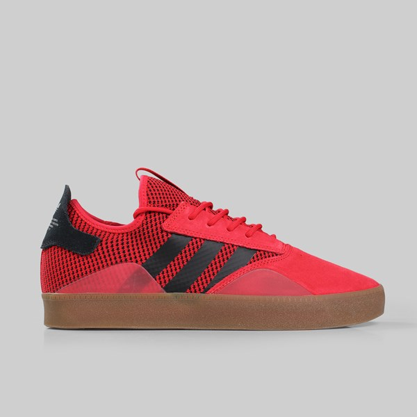 new product 3d5db 2cce1 ADIDAS 3ST.001 SCARLET CORE BLACK GUM