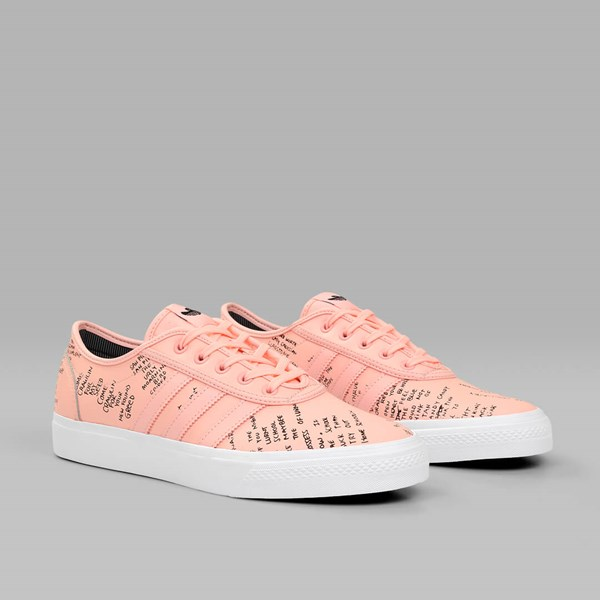 ADIDAS ADI EASE CLASSIFIED 'GONZ' HAZE CORAL BLACK