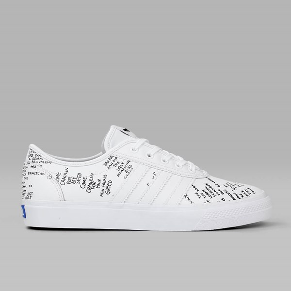ADIDAS ADI EASE CLASSIFIED 'GONZ' WHITE BLACK