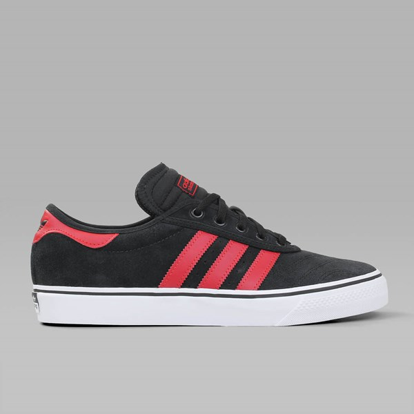 finest selection 13916 c7fe5 ADIDAS ADI EASE PREMIER ADV BLACK SCARLET WHITE
