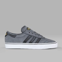 ADIDAS ADI EASE PREMIER GREY FIVE BLACK WHITE