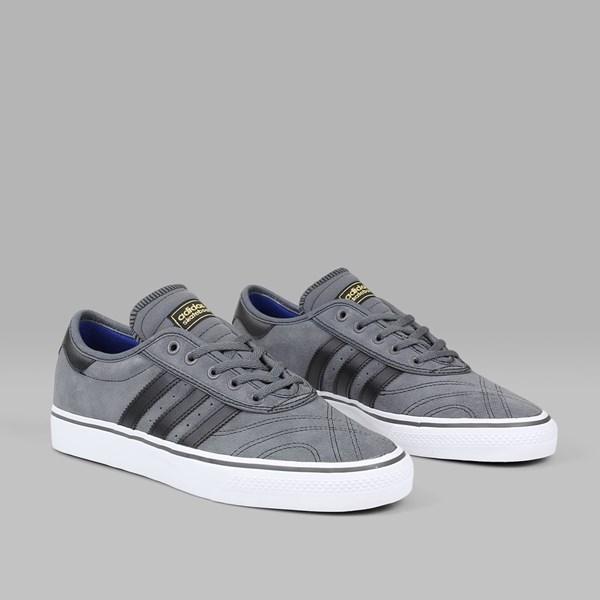 Loyal In Uk Adidas Ss Std Lux X Skateboarding Shoes White Black