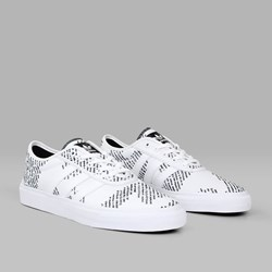 ADIDAS ADI EASE WHITE CORE BLACK WHITE