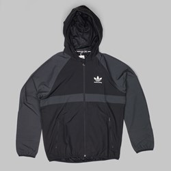 ADIDAS ADV WIND JACKET BLACK CARBON