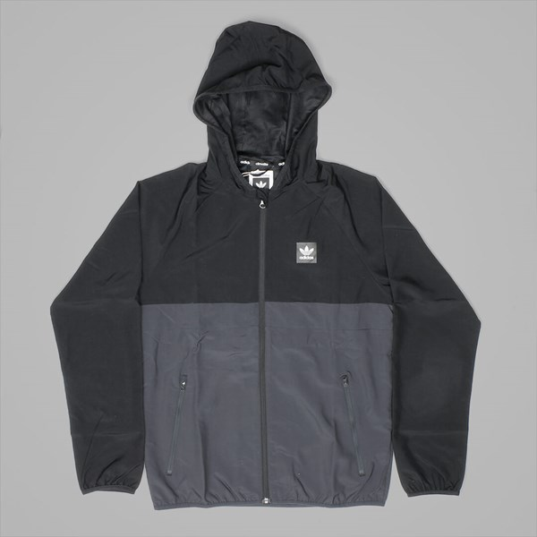 ADIDAS BB WIND JACKET BLACK CARBON