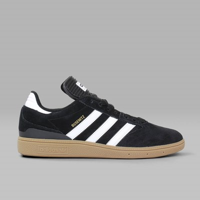ADIDAS BUSENITZ BLACK RUNNING WHITE MET GOLD