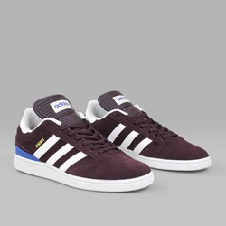 ADIDAS BUSENITZ DARK BURGUNDY WHITE ROYAL