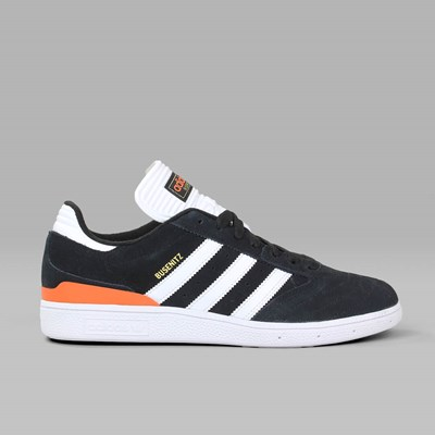 the best attitude c29e0 e31fa ADIDAS BUSENITZ PRO BLACK WHITE CRAFT ORANGE  Adidas Skateboarding Footwear