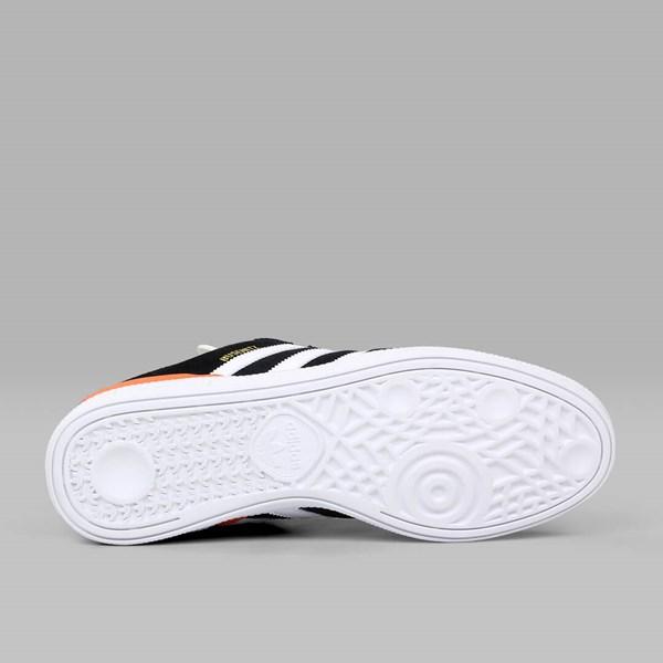 new concept cf25a 8840a ADIDAS BUSENITZ PRO BLACK WHITE CRAFT ORANGE