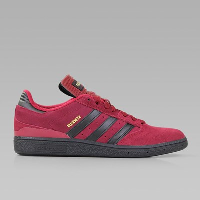 the best attitude ae16b e8d02 ADIDAS BUSENITZ PRO BURGUNDY CORE BLACK GOLD  Adidas Skateboarding Footwear