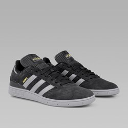 ADIDAS BUSENITZ PRO CORE BLACK SOLID GREY GOLD