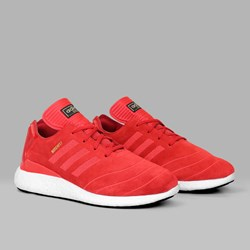 ADIDAS BUSENITZ PURE BOOST SCARLET WHITE