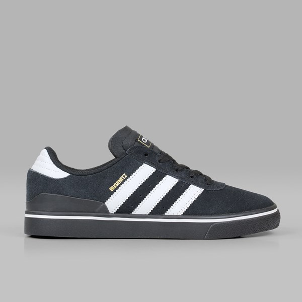 ADIDAS BUSENITZ VULC ADV CORE BLACK GREY BLACK  403d5fee29