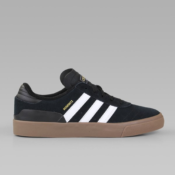 newest collection 93e0b 3e756 ADIDAS BUSENITZ VULC CORE BLACK WHITE GUM