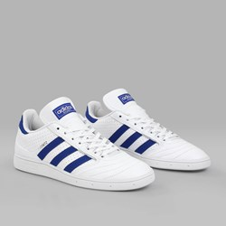 ADIDAS BUSENITZ WHITE COLLEGIATE ROYAL WHITE