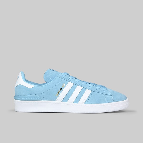 ADIDAS CAMPUS ADV CLEAR BLUE FOOTWEAR WHITE