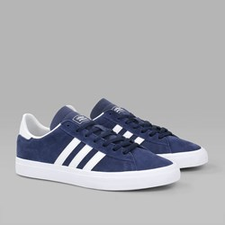 ADIDAS CAMPUS VULC II COLLEGIATE NAVY WHITE