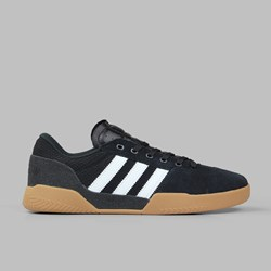 ADIDAS CITY CUP CORE BLACK FOOTWEAR WHITE GUM