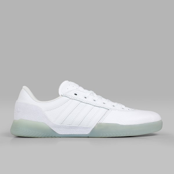 ADIDAS CITY CUP FOOTWEAR WHITE WHITE GOLD MET